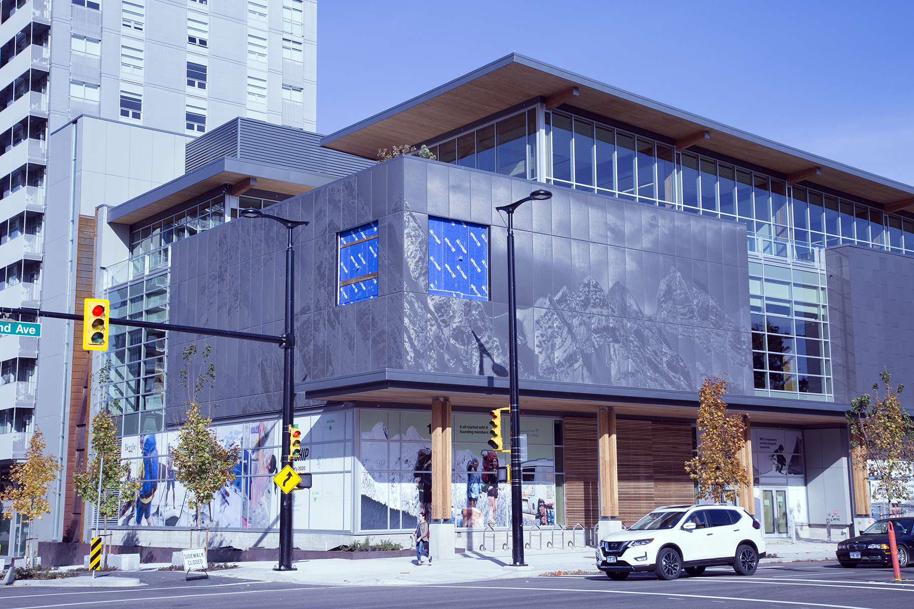 MEC's new Vancouver flagship store set to open this fall!