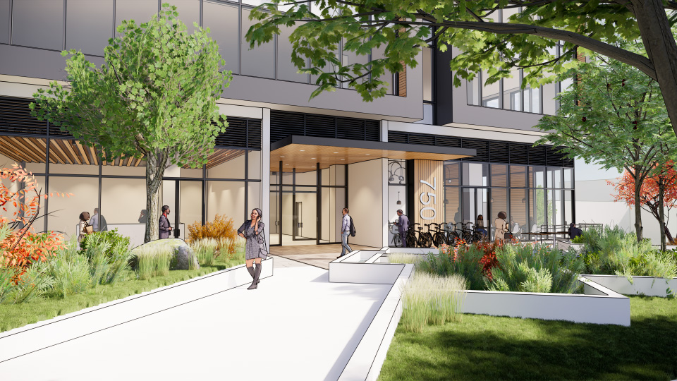 750 SW Marine Drive approved by Urban Design Panel